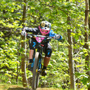 Photo of Ines THOMA at Glentress