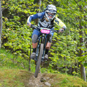 Photo of Julia HOFMANN at Glentress