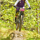 Photo of Hannah BARNES (end) at Glentress