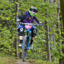 Photo of Emma WAREHAM at Glentress