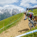 Photo of Janis LEHMANN at Leogang