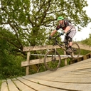 Photo of an untagged rider at Cwmcarn