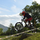Photo of Gregory HAMPTON at Rhyd y Felin