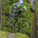 Photo of Sam FLANAGAN at Glentress