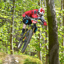 Photo of Jesse MELAMED at Glentress