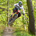 Photo of Justin LEOV at Glentress