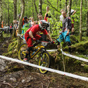Photo of James METCALFE (pro) at Grizedale Forest