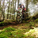 Photo of Simon ARCHER at Kirroughtree Forest