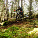Photo of Chris DENNIS at Kirroughtree Forest