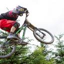 Photo of Steven TURNBULL at Rhyd y Felin