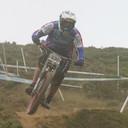 Photo of Simon WARD (mas) at Moelfre