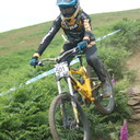 Photo of Jacob DICKSON at Moelfre