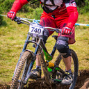Photo of Justin REVELL at Moelfre
