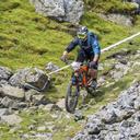 Photo of Ian CLARKE (mas1) at Swaledale