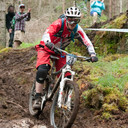 Photo of Michael BROWN (sen) at Laggan Wolftrax