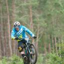 Photo of Liam MOYNIHAN at Laggan Wolftrax