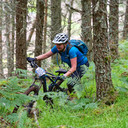 Photo of Kirsty SHEARER at Laggan Wolftrax