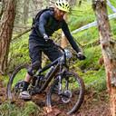 Photo of Gregor DUFF at Laggan Wolftrax
