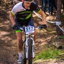 Photo of Ashley KIRK at Cannock Chase