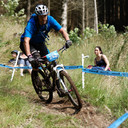 Photo of Chris DAVEY at Glentress