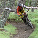 Photo of Loïc LACASTE at Glentress