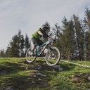 Photo of Karl WOODMAN at Dyfi Forest