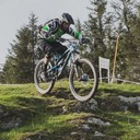 Photo of Keven BAINES at Dyfi Forest