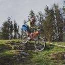 Photo of Ian DIXON at Dyfi Forest