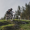 Photo of Adam CAMPBELL at Dyfi Forest