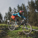 Photo of Scott WOOLLEY at Dyfi Forest