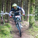 Photo of Ben TAYLOR (sen2) at Dyfi Forest
