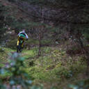 Photo of an untagged rider at Coed-y-Brenin