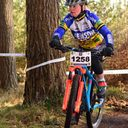 Photo of Stephanie PETERS at Cannock Chase