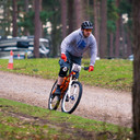Photo of Andy CRISP at Cannock