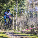 Photo of Ross MACALISTER at Ae Forest