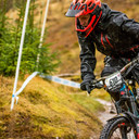 Photo of Ian DIXON at Ae Forest