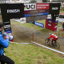 Photo of an untagged rider at Lourdes