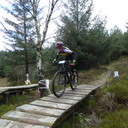 Photo of Ruby BOYES at Dalby Forest