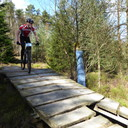 Photo of Elliot BANNISTER at Dalby Forest
