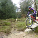 Photo of Natalie HODSON at Dalby Forest