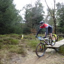 Photo of Mike POSTLE at Dalby Forest