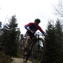 Photo of Andrew MOXON at Dalby Forest