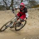 Photo of Stephen HARDCASTLE at Revolution Bike Park, Llangynog