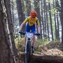 Photo of Aidan LAWRENCE at Harlow Wood