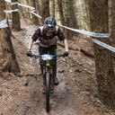 Photo of George WELLS at Glentress