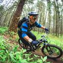 Photo of Andy MOORE at Williams Lake, BC