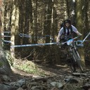 Photo of Lee BAINES at Glentress
