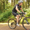 Photo of an untagged rider at Grogley Woods, Bodmin
