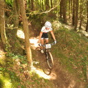 Photo of Jackie SHUTE at Grogley Woods, Bodmin