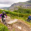 Photo of Multiple riders at Antur Stiniog